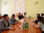 Сех і Колодій зустрілись з послом США Пайєттом