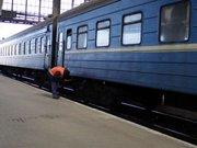На Донбасі через вибух на залізниці не курсують деякі потяги