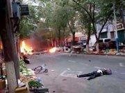 Кривавий теракт у Китаї скоїли п'ятеро сепаратистів