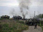 Поблизу Рубіжного на Луганщині армія знищила 20 бойовиків