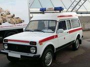 Донецькі терористи захопили чотири «Ниви» Червоного хреста