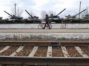 Росії треба 20 днів, щоб забрати війська від кордонів з Україною