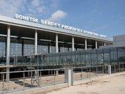 В аеропорт Донецька навідалися терористи: рейси призупинено