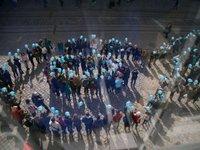 У Львові – місяць заходів на підтримку дітей-аутистів