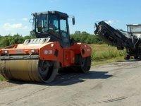 На Львівщині почали ремонт прикордонної дороги Яворів-Грушів за 7 млн євро