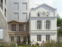 Історичну віллу у Львові інтегрують у житлову багатоповерхівку