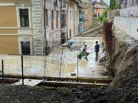 ДАБК звернулась в прокуратуру через будівництво у Стрийському парку
