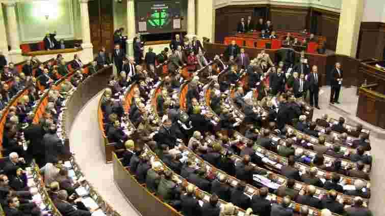 Парламент вночі ухвалив кримінально-процесуальний кодекс