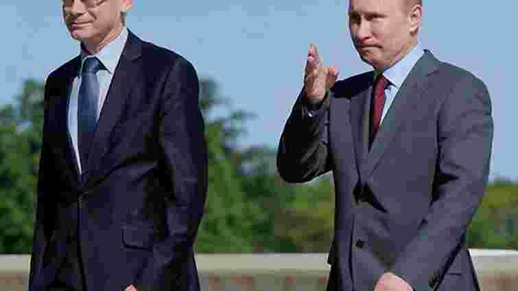 Президент ЄС не переконав Путіна щодо Сирії