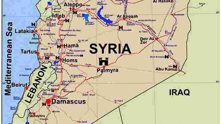 Сирія оголосила персонами нон ґрата дипломатів Заходу