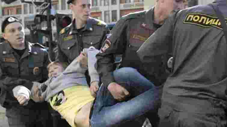 У Росії посилять тиск на учасників вуличних протестів