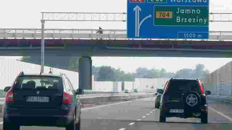 Поляки відкрили автобан за день до Євро-2012