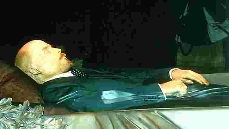 Міністр культури Росії хоче поховати тіло Леніна