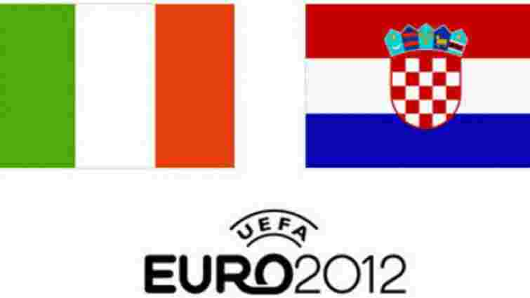 Іспанія – Італія,  Хорватія – Ірландія нині гратимуть у Польщі