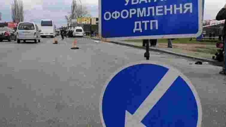 Автобус з фанами Польщі потрапив у ДТП, вертаючись зі Львова