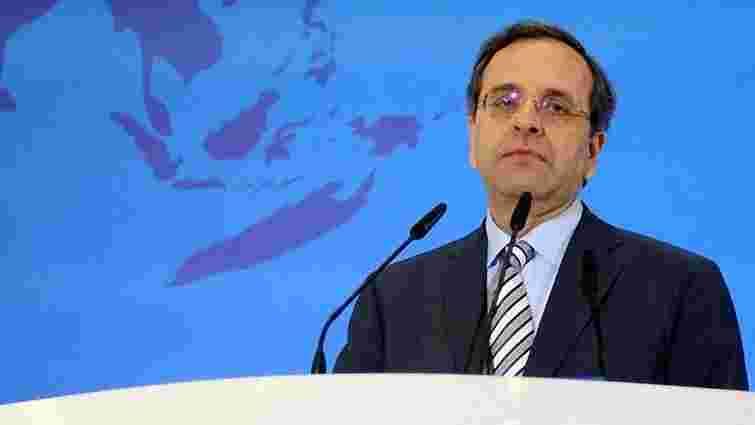 """Грецькі консерватори формуватимуть """"уряд економії"""""""