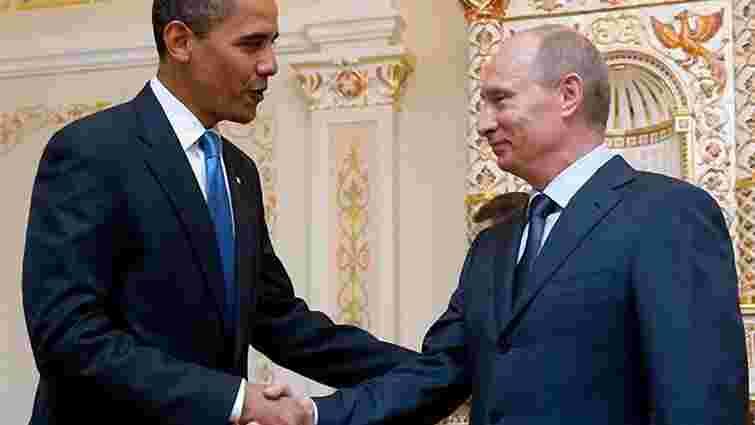 Обама в Мексиці зустрінеться з Путіним