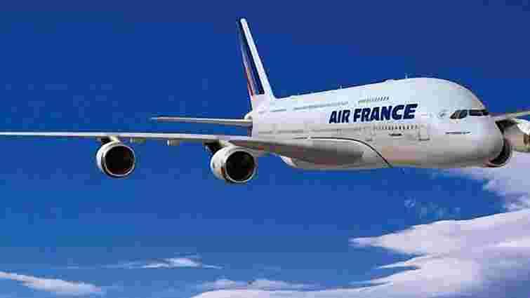 Air France звільнить 5 тисяч працівників