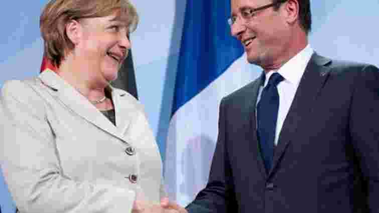 У Римі лідери чотирьох країн нині обговорять боргову кризу