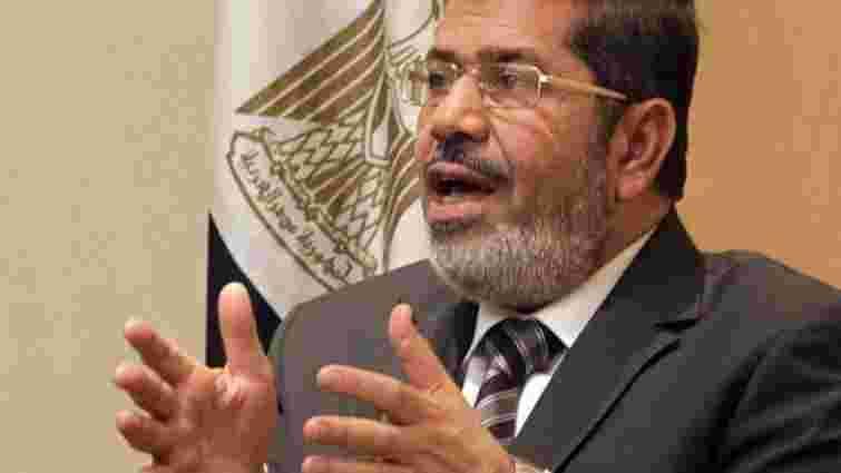 Президентом Єгипту став кандидат від ісламістів