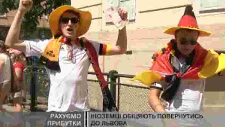 Львівські бізнесмени рахують збитки і прибутки від фанатів ЄВРО