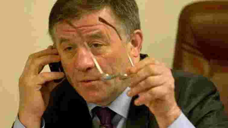 Екс-міністр просить в Януковича помилування