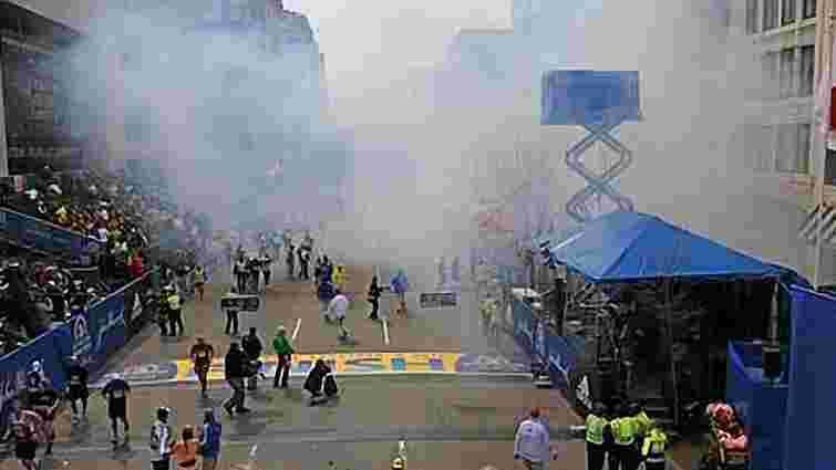 Обама пообіцяв знайти винних у вибухах на Бостонському марафоні