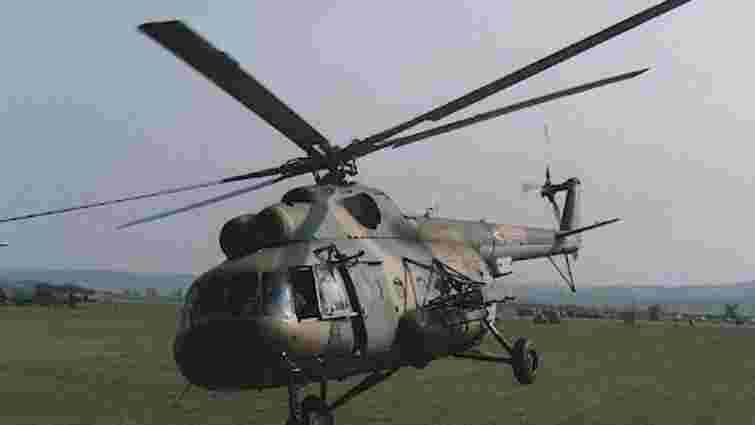 У Росії розбився вертоліт з 9-ма особами на борту