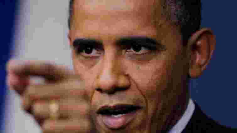 Обама закликав Росію до врегулювання сирійського конфлікту