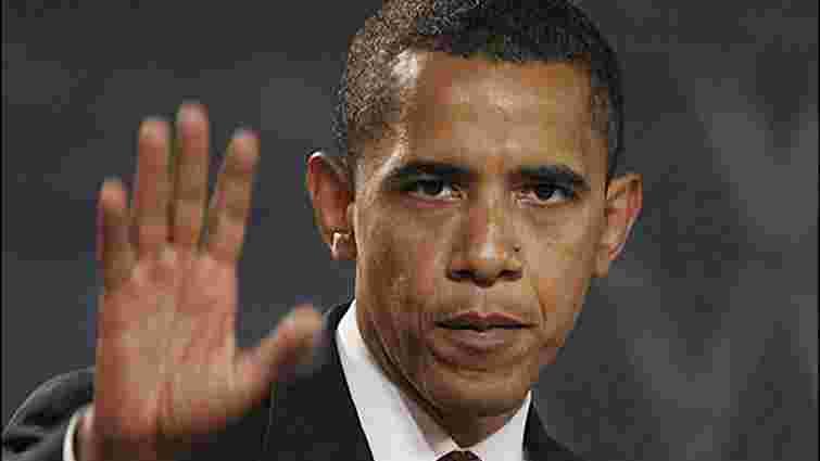 Обама припускає можливість військових дій у Сирії