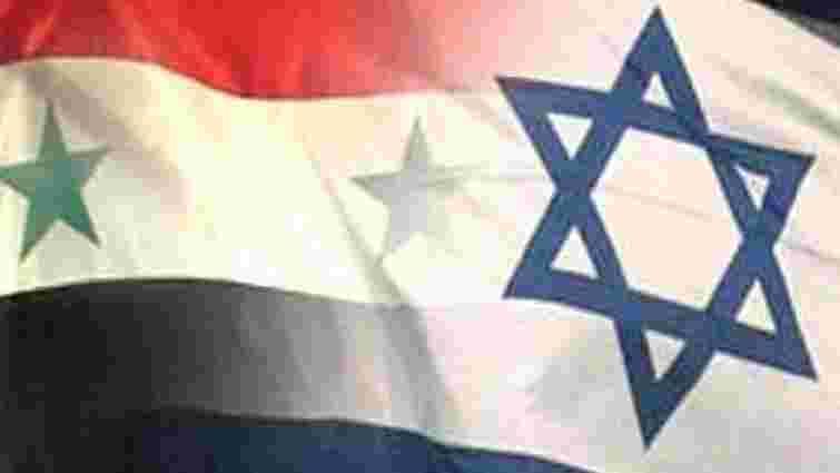 Ізраїль відповів Сирії вогнем на обстріл свого військового патруля