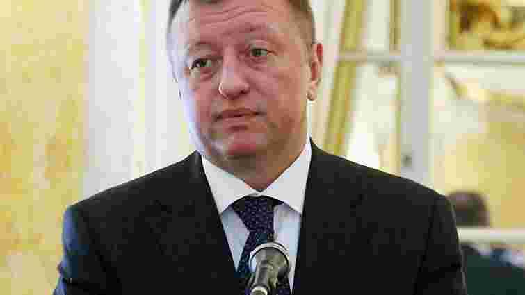 Шемчук каже, що готовий вступати у спілку ненависників Укравтодору