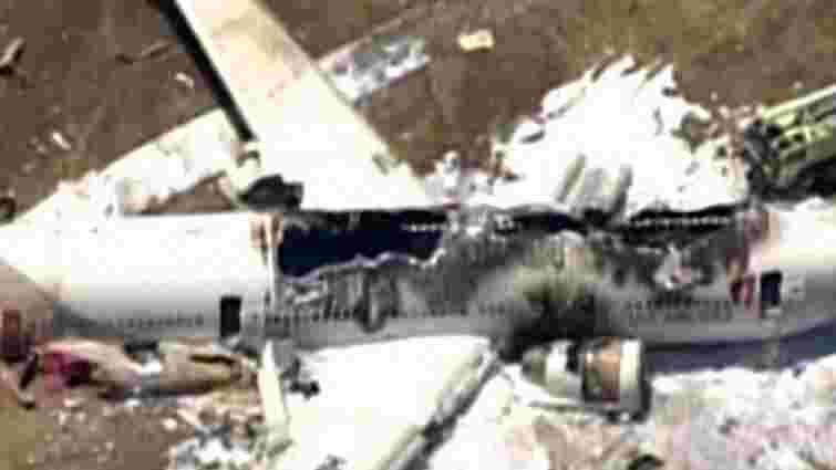 У Сан-Франциско розбився літак Boeing-777