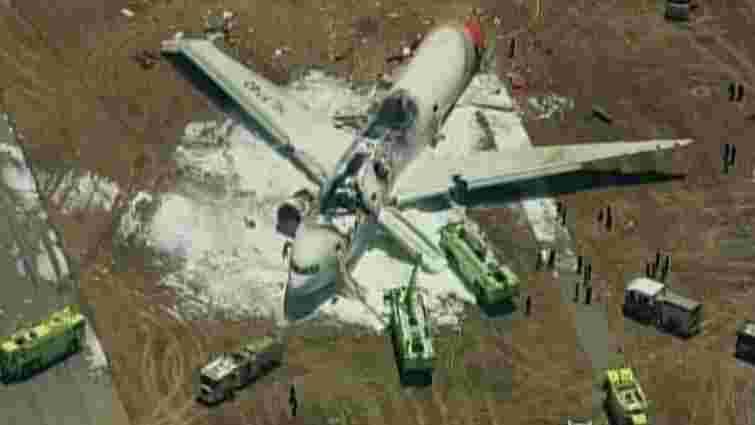 В аварії Boeing-777 загинули дві людини. 181 - у лікарні