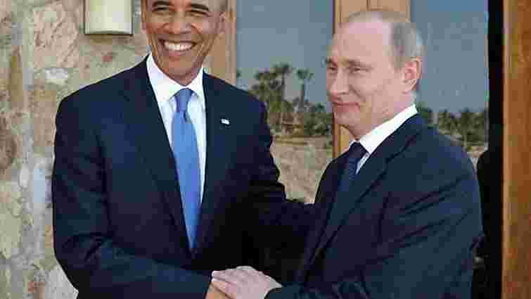 Обама може скасувати зустріч з Путіним, – New York Times