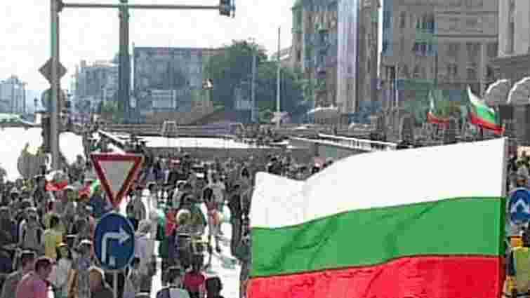Протести у Болгарії: депутатів і міністрів заблокували на 7 годин