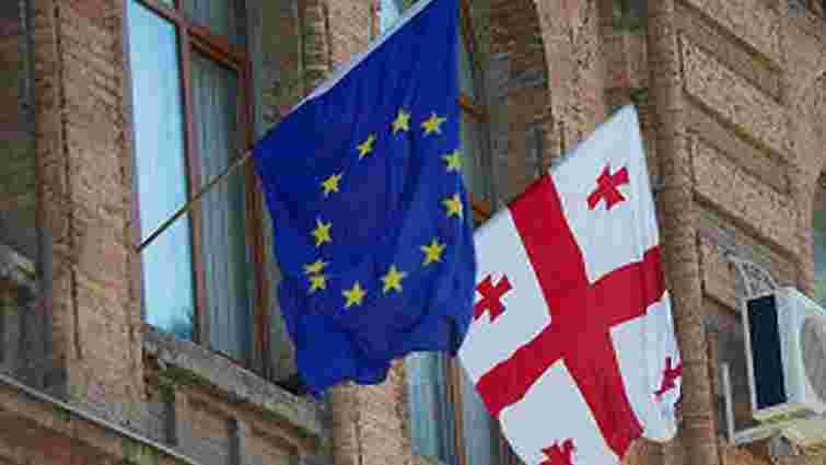 Грузія і ЄС домовились про зону вільної торгівлі