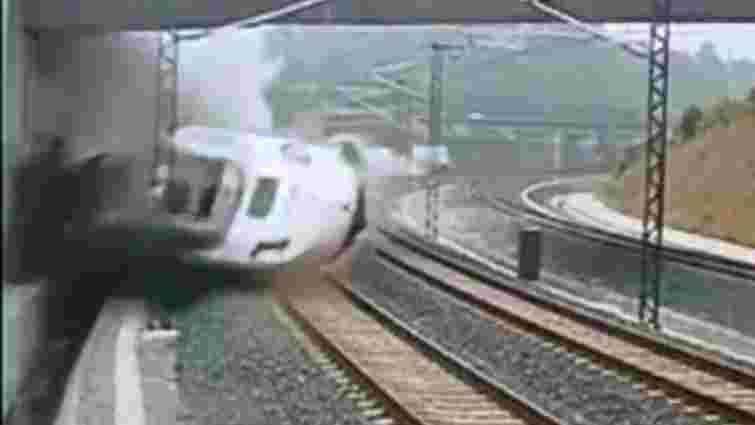 Машиніста потяга, що розбився в Іспанії, звинувачують у вбивстві з необережності