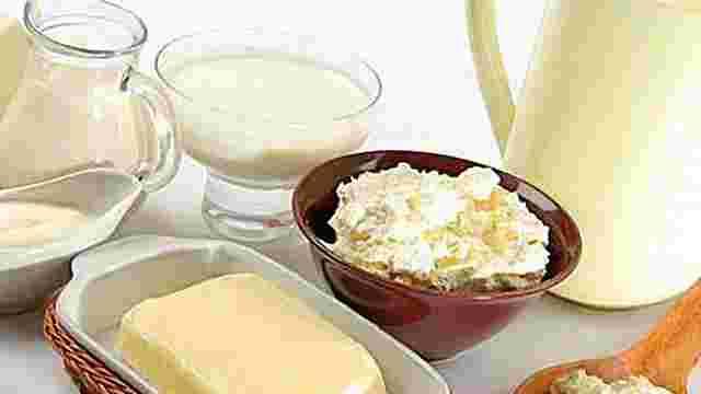Росія відмовилася від молочної продукції з Литви
