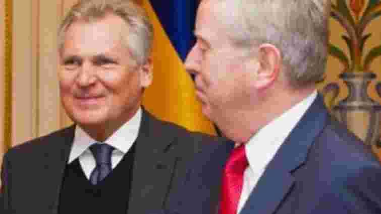 Європарламент може продовжити місію Кокса-Кваснєвського в Україні