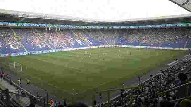 УЄФА проінспектує стадіон «Дніпро Арена»