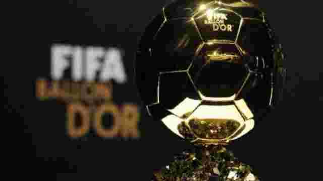 ФІФА назвала імена 23-х кандидатів на Золотий м'яч