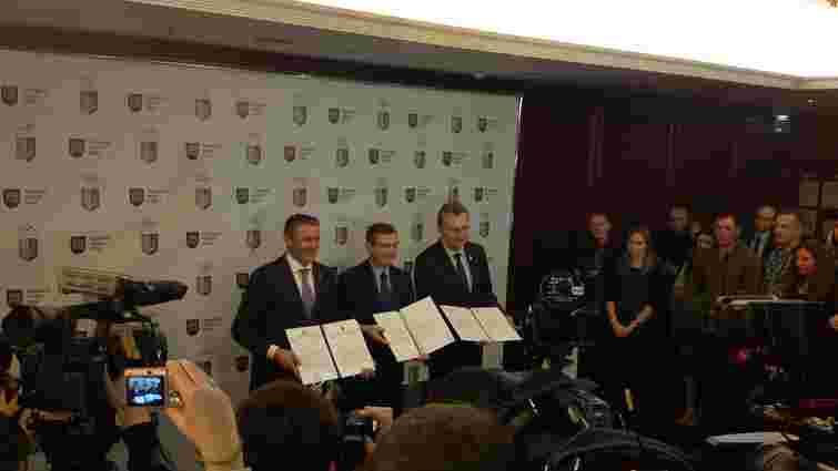 НОК офіційно висунув Львів на проведення Олімпіади-2022