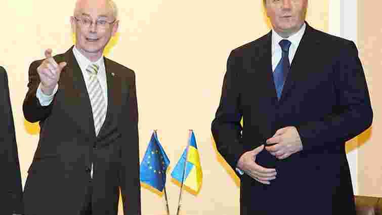 Янукович не підписав у Вільнюсі угоду з ЄС