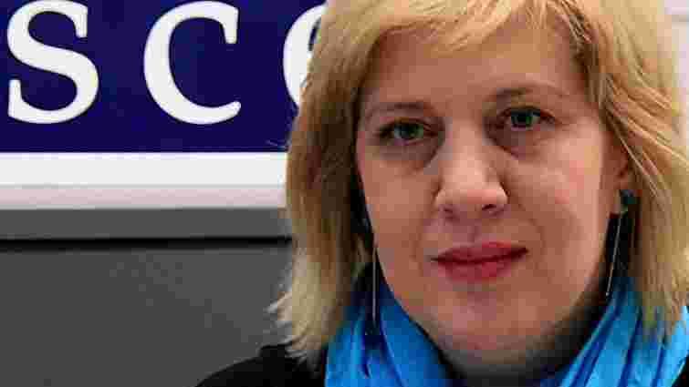В ОБСЄ засудили побиття журналістів у Києві