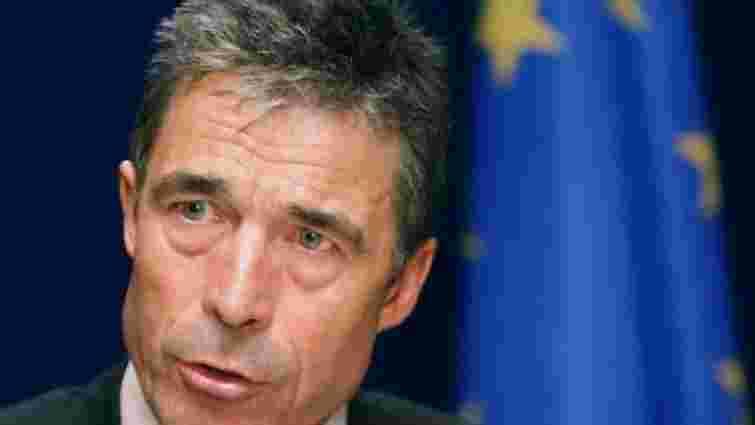 Країни НАТО засудили розгін Євромайдану