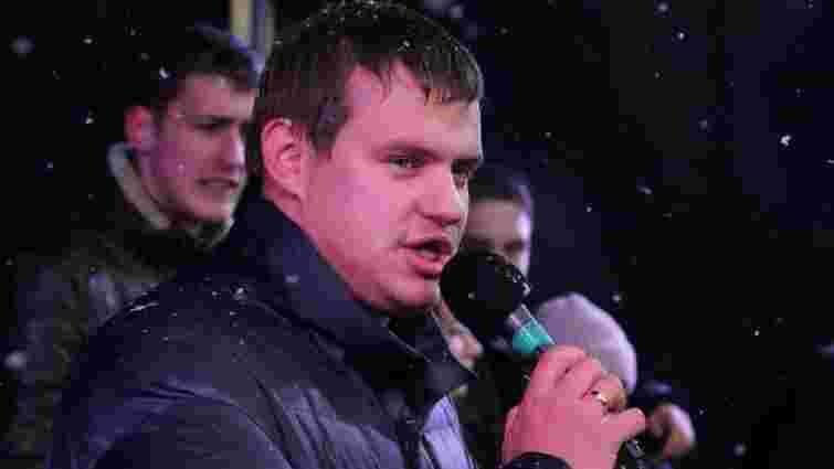 Роман Брезіцький: Ми маємо підтримку міліції і таємну допомогу ОДА