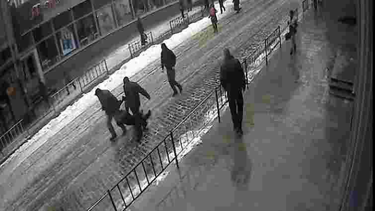 В інтернеті з'явилося відео з затримання Олега Панаса у Львові