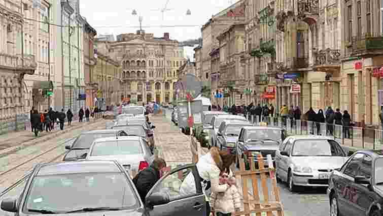 Дерев на відремонтованій  ділянці Городоцької не буде, хіба кущі