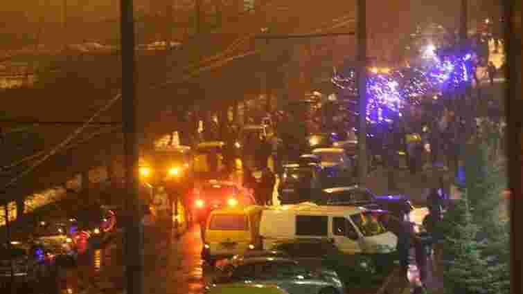 У Львові заблокували бійців ВВ, які отримали наказ їхати на Київ